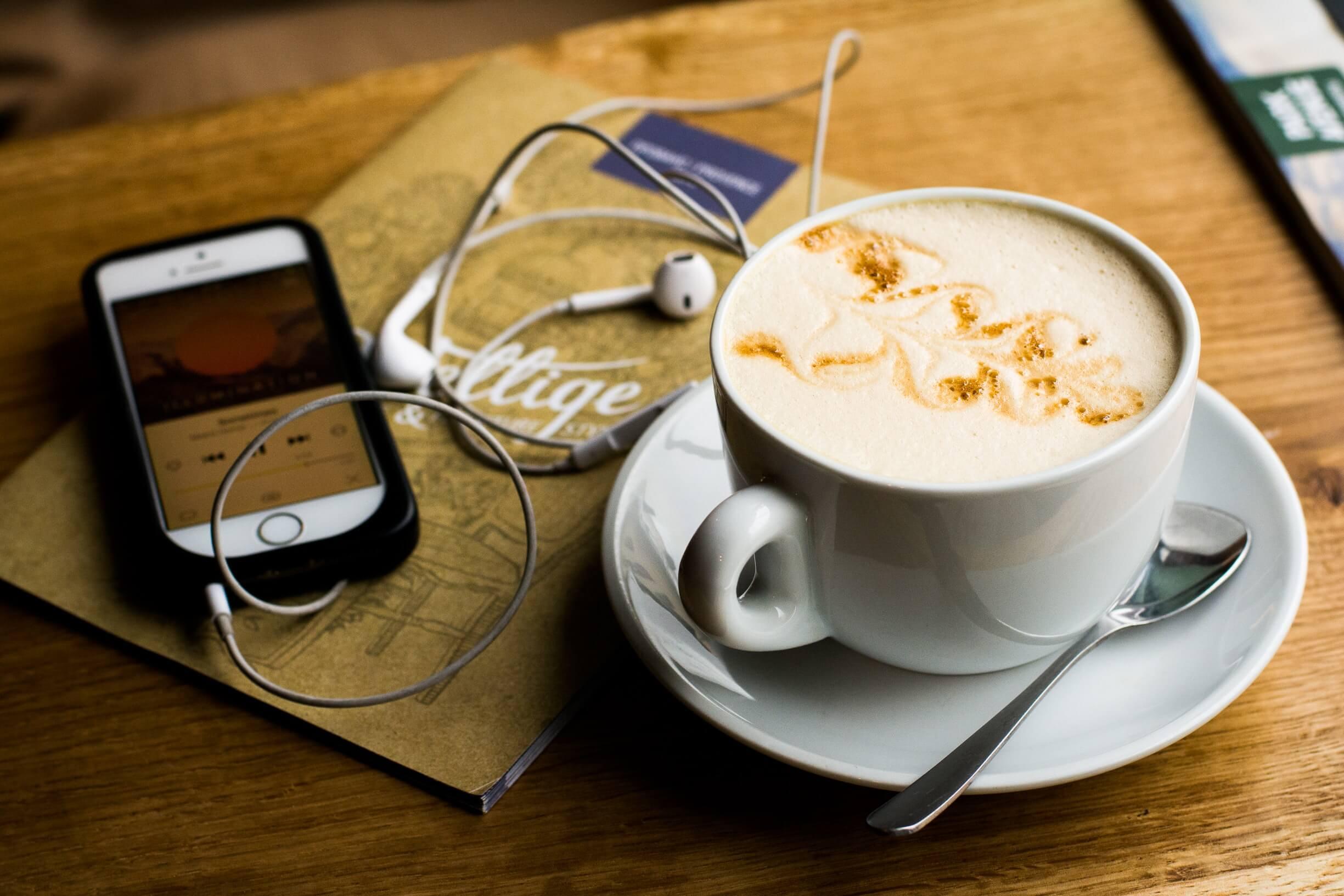 コーヒーと一緒に聴きたい音楽